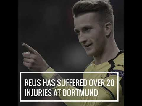 A Marco Reus Injury History