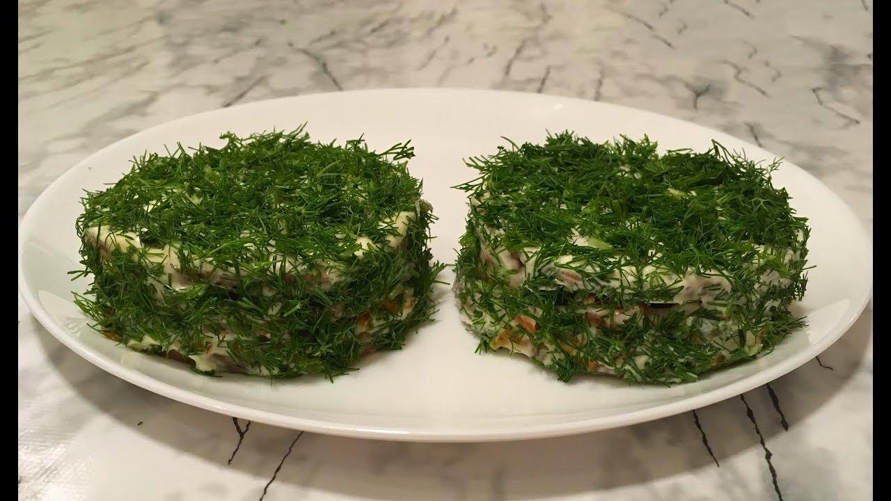 Печеночные Мини Тортики (Очень Вкусная Закуска) / Тортики из Печени / Простой Рецепт