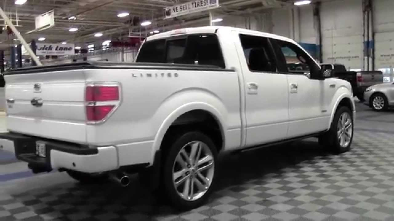 2013 ford f 150 limited one owner 1f140841a youtube. Black Bedroom Furniture Sets. Home Design Ideas
