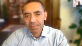 Koronavirüse karşı aşının ilk test iznini alan Türk <b>doktor</b> Uğur <b>Şahin</b> ...