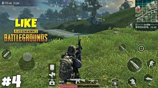 Top 6 NEW Games Like PUBG For Android/iOS #4