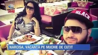 Narcisa - Reportaj Stirile Kanal D Iunie 2017 ( peripetii din vacanta Cipru )