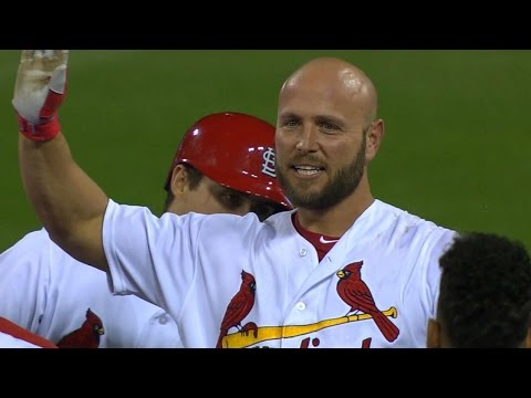 5/4/16: Cardinals walk off on Holliday