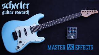 Schecter Nick Johnston Strat Review & Demo (Sails of Charon)