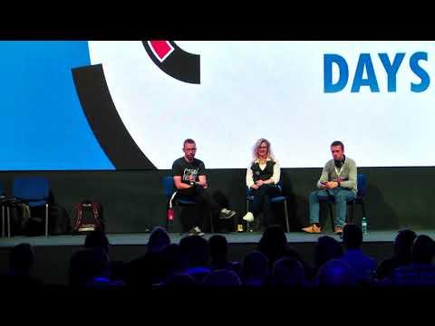 DevTalk#72: Live with Michele Leroux Bustamante and Gill Cleeren (.NET Developer Days 2017)