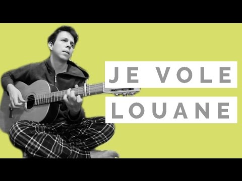 je vole louane la famille b lier solo fingerstyle guitar version youtube. Black Bedroom Furniture Sets. Home Design Ideas