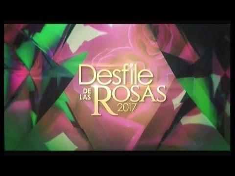 DESFILE DE LAS ROSAS 2017 (COMPLETO) Rose Parade - 2017