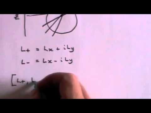 10 Particle Physics 3  Angular Momentum and Spin   YouTube