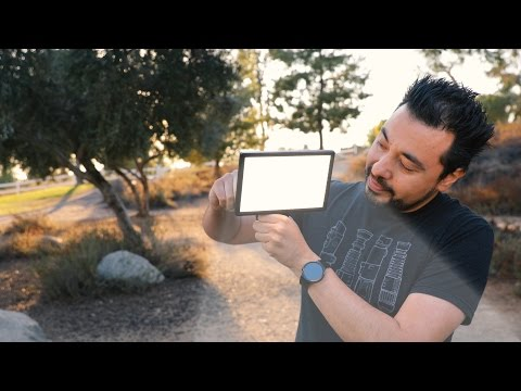 Best SLIM LED Light Panel for filmmaking BTS #5