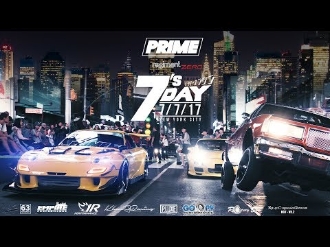 7's Day 2017: Presented by PRIMENYC | HALCYON (4K)