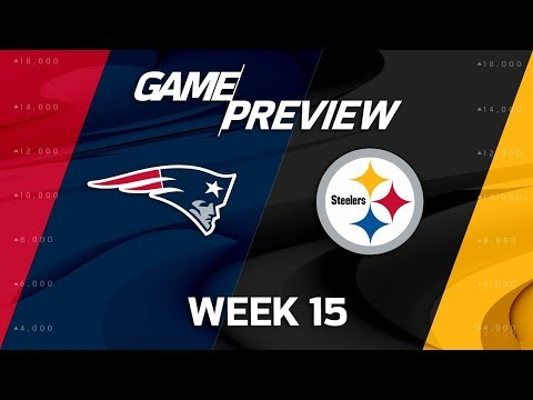 New England Patriots vs. Pittsburgh Steelers   NFL Week 15 Game Preview   MTS