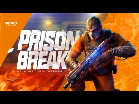 Free Spin New Prison Break Draw Ajax Convict Skin In Cod Mobile Youtube