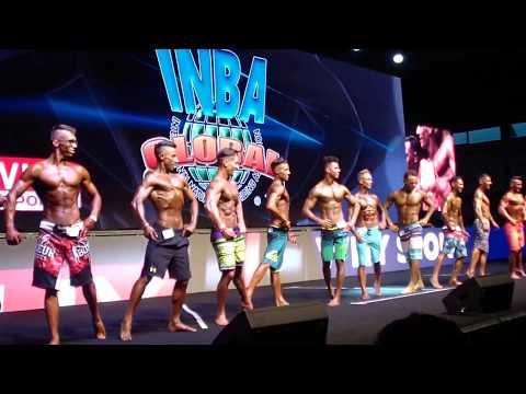 INBA World Championship 2017 - Physique