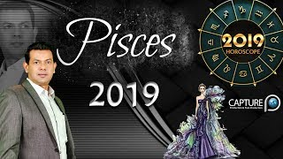 Pisces Yearly Horoscope 2019