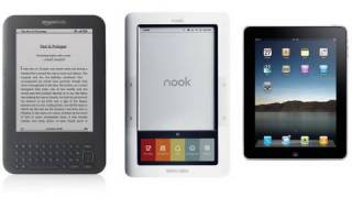 D3Live: Kindle 3 vs. Nook vs. iPad