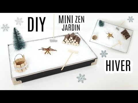Comment Faire Un Jardin Zen Miniature How To Make Mini Garden