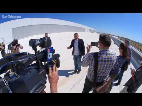 Facebook's Fort Worth Data Center opens