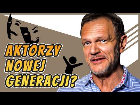 Q&A - Co sądzę o NOWYM pokoleniu AKTORÓW?