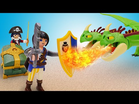 Супер четверка и сундук дракона. Машины сказки из игрушек. Видео для детей