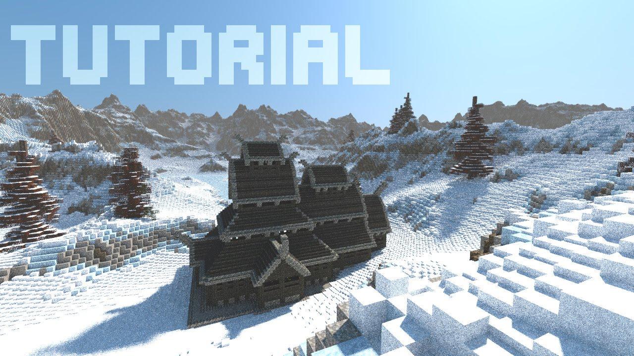 Viking Stave Church, creation #204 | Minecraft | …