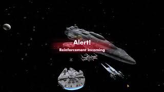 SWGOH swgoh using rebels in fleet combat