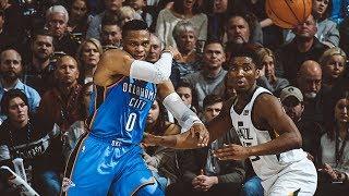 Jazz vs Thunder 1st Round Prediction! 2018 NBA Playoffs