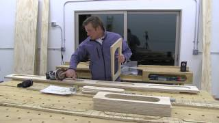 Building The Paulk Workbench: Part 4 Making The Sides And Spreaders