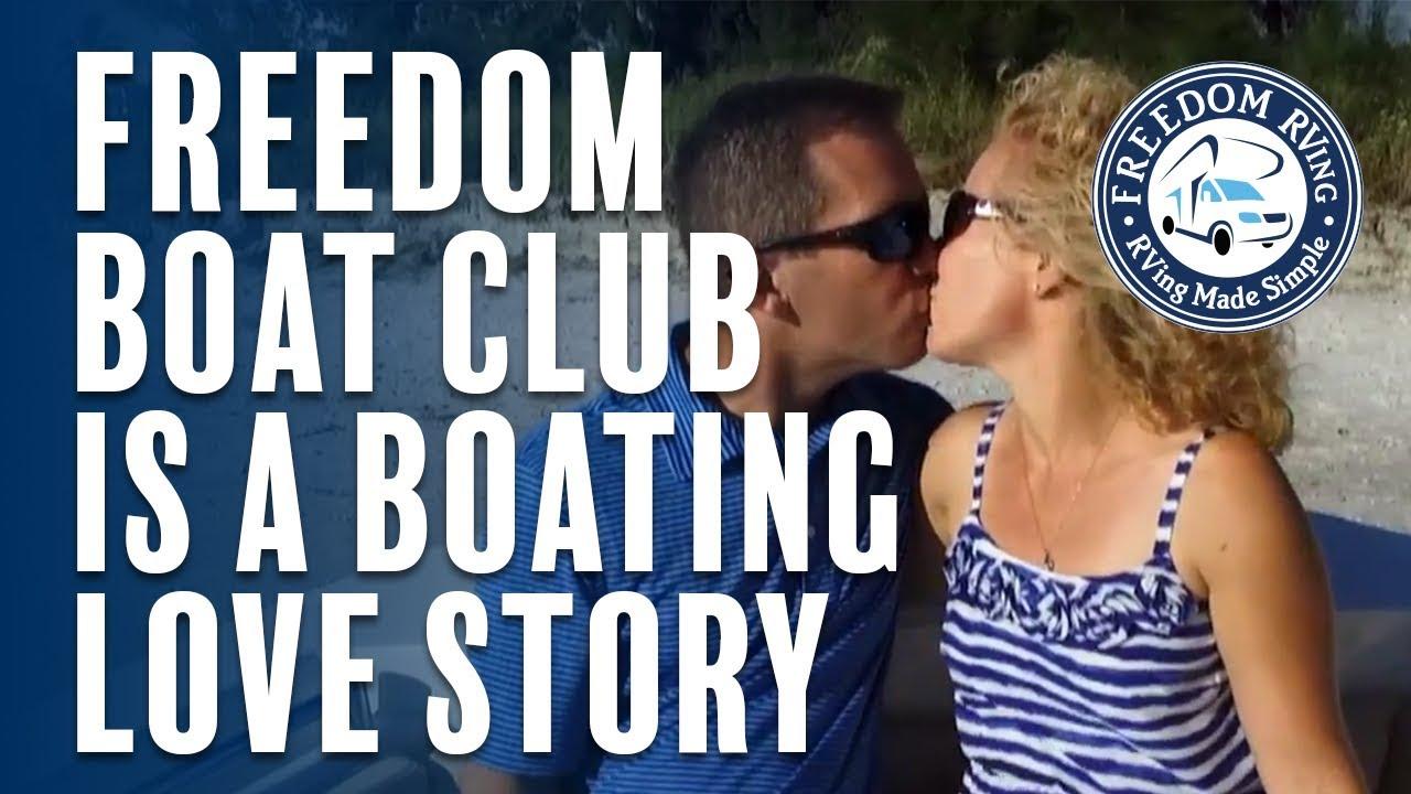 Freedom Boat Club on Lake Hartwell at Clemson Marina - Clemson Marina