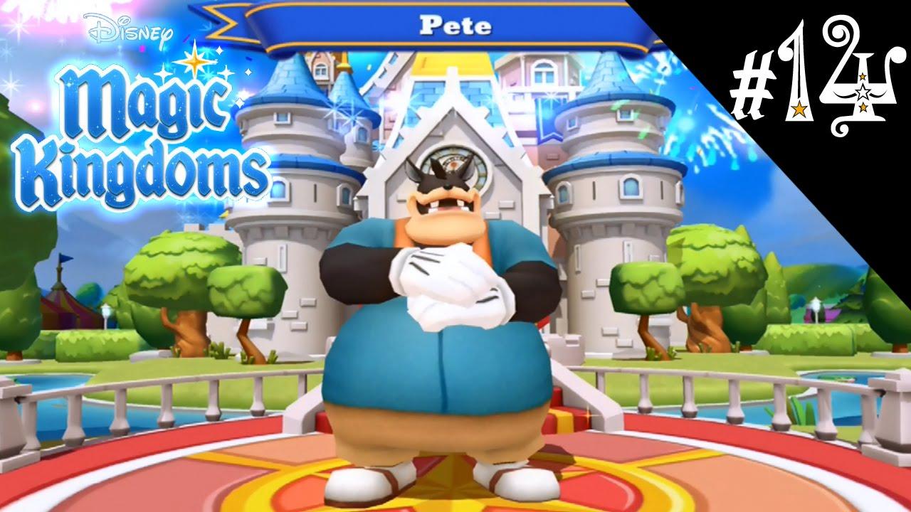 Disney Pete PETE UNLOCKED  ...