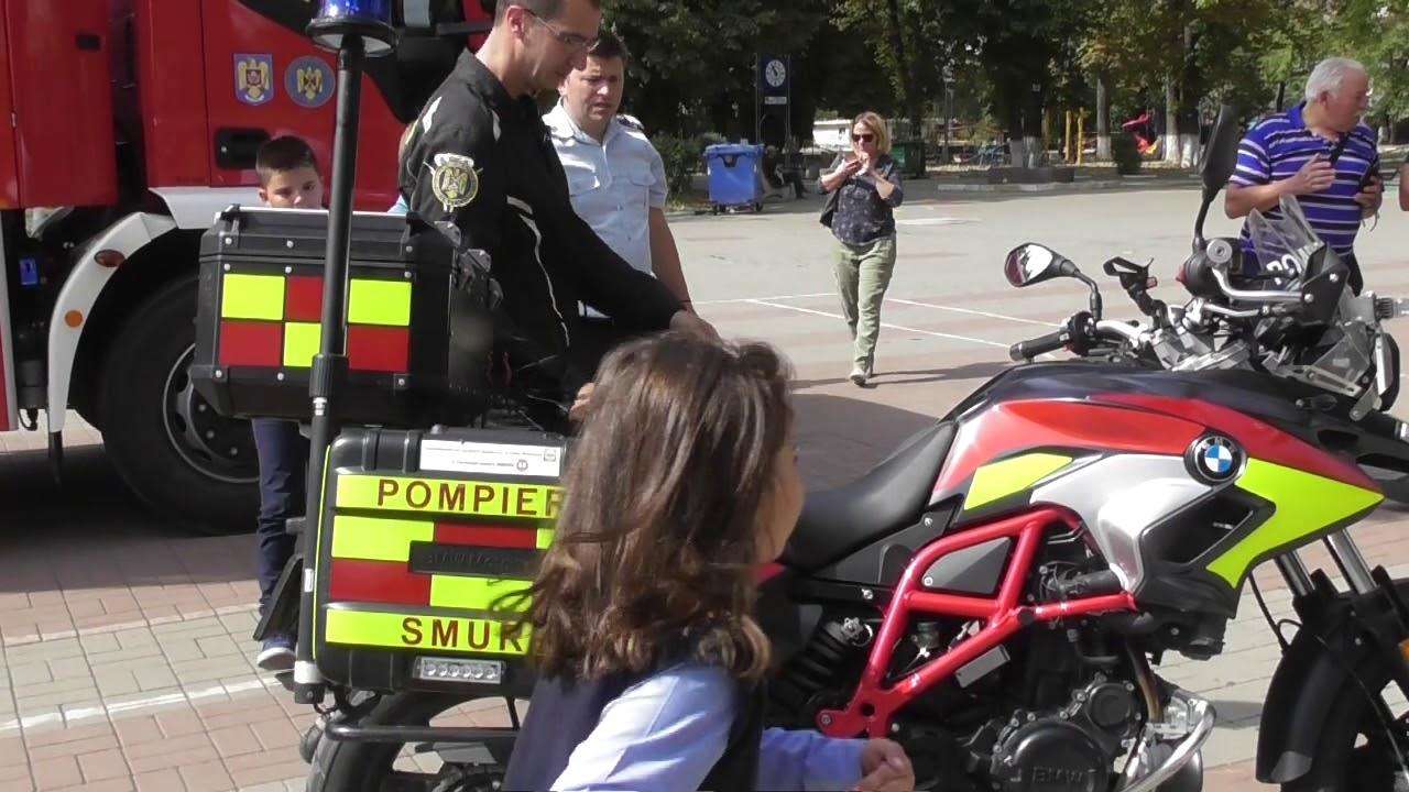 Ziua pompierilor sărbătorită la Turda