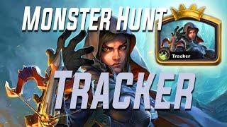 Monster Hunt as Tracker Tess!  [Hearthstone]