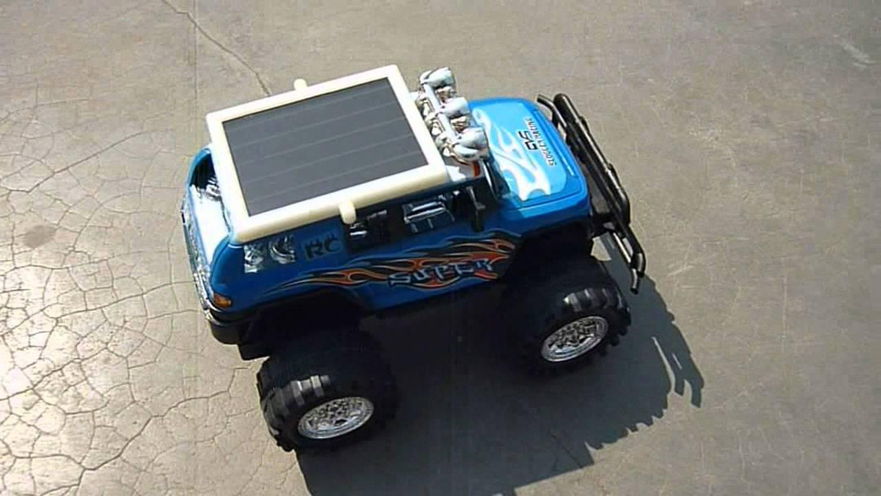Carro Solar De Juguete Solar Car Edmar Science Youtube