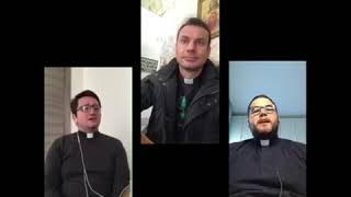 Gli auguri dei sacerdoti