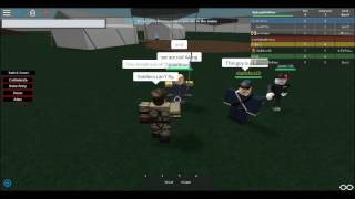 Roblox exposing! Todays episode: [USS][Union Army of america]