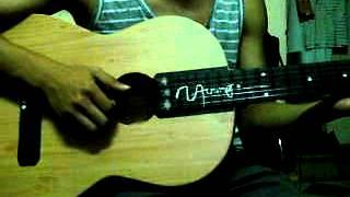 Như khúc Tình ca guitar VG