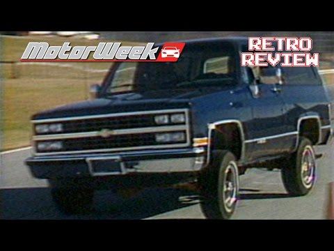 Retro Review: 1989 Chevrolet Blazer