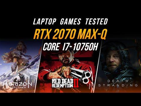 [Gaming Test] ทดสอบเล่นเกม Intel Core i7-10750H + RTX 2070 Max-Q | Ram 32 GB บน Notebook รุ่นยอดนิยม