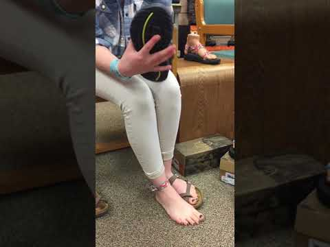 The Chaco Expert Ashley