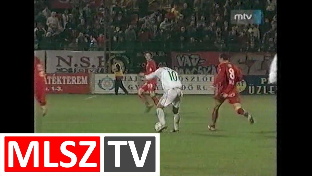 Debrecen-Győri ETO | 0-0 | 2003. 04. 11 | MLSZ TV Archív