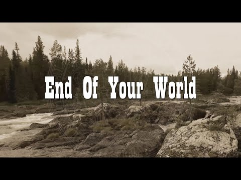 Dark Side Cowboys - End Of Your World