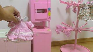 25年前のリアルすぎる洗濯乾燥機【希少おもちゃ】