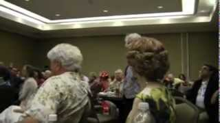 CORRUPTION at 2012 RNC - North Carolina Chairman Robin Hayes Intimidates Delegates Over Rule 16