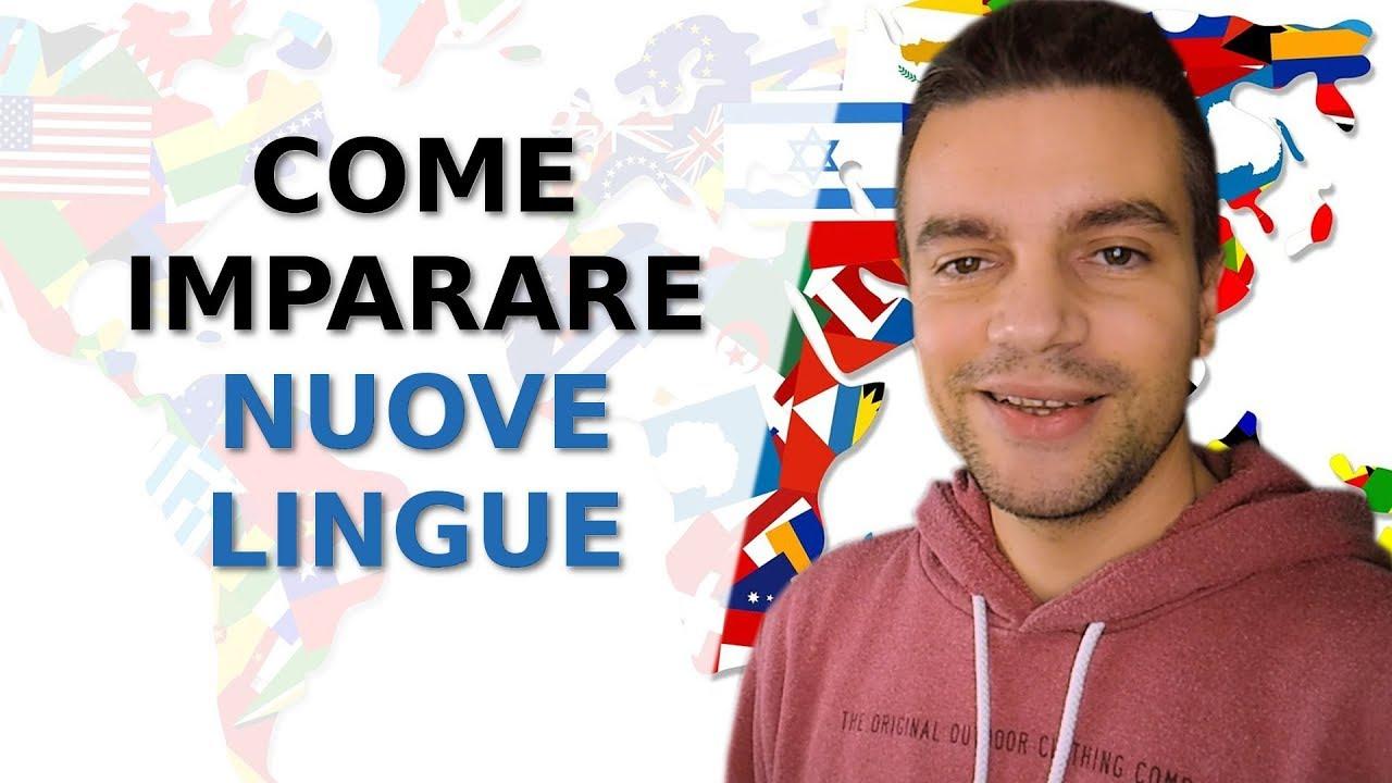 Come imparare nuove lingue straniere velocemente conversando con madrelingua | Emanuele Caruso