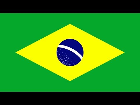 How To Make Brazil Flag In Photoshop - Photoshop Tutorial thumbnail