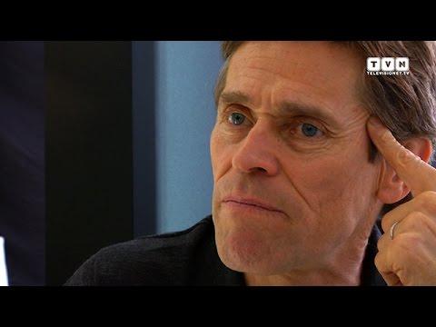 Pasolini - Interviste a Willem Dafoe e Abel Ferrara