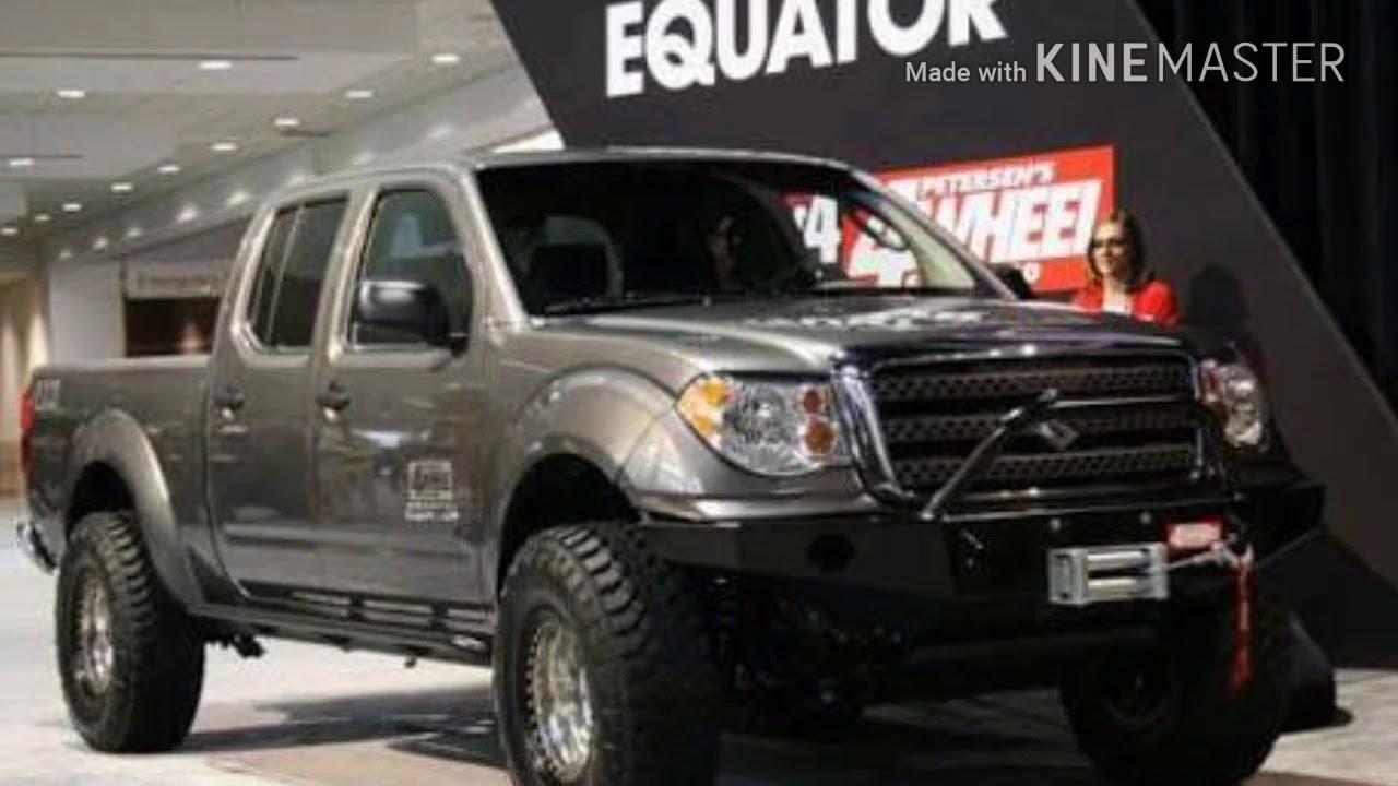 Suzuki Equator 2018