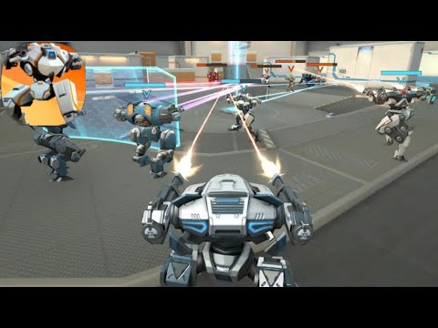 Mech Arena : Robot Showdown Android Gameplay – Walkthrough