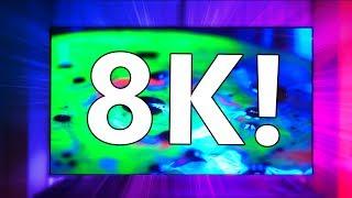 عالم الـ 8K أقرب إليك مما تتخيل!