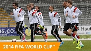 World Cup Team Profile: GERMANY thumbnail