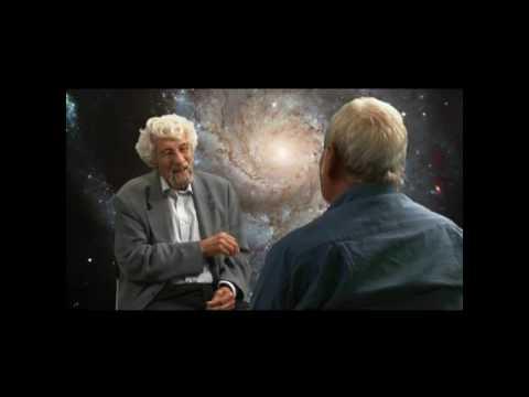 Zen Lehrer Wolfgang Walter und Prof. Dr. Hans-Peter Dürr im Gespräch